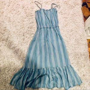 BB Dakota Country Vibes Maxi Dress (M)